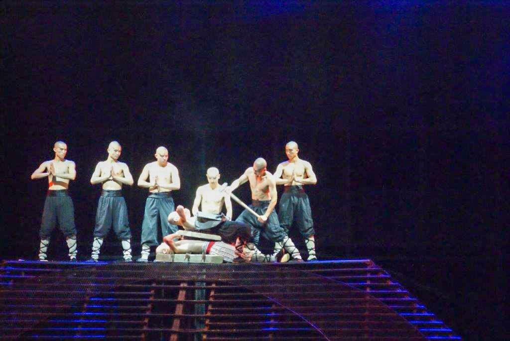 Arts martiaux : le Kung Fu