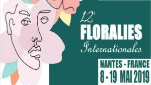 Journée aux floralies @ Nantes
